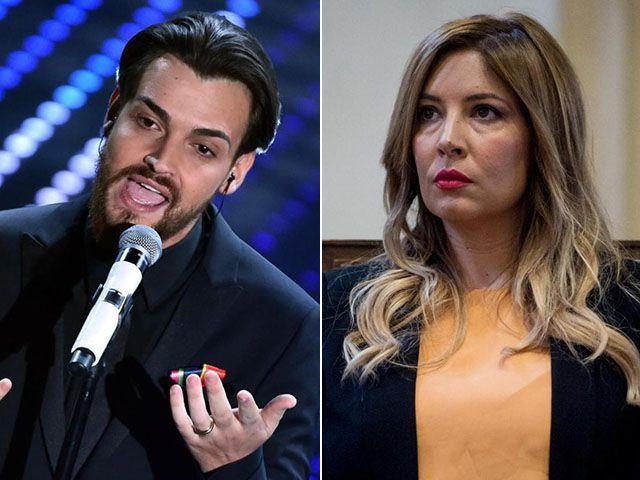 Valerio Scanu vs. Selvaggia Lucarelli: 'È una leonessa da tastiera'