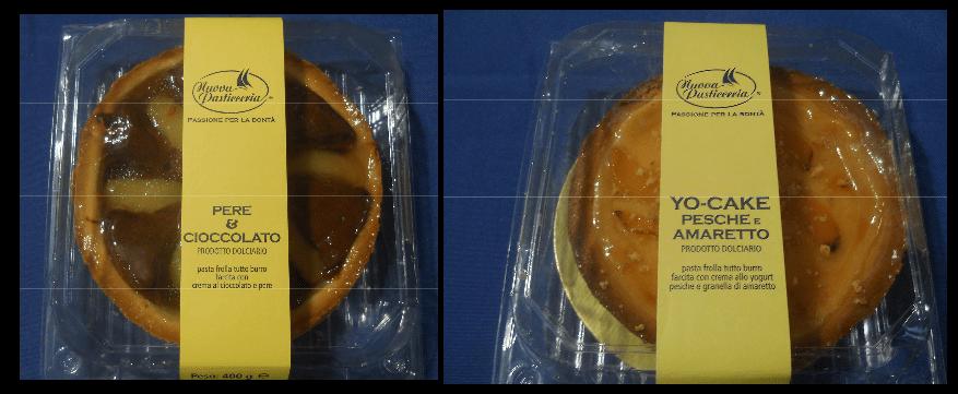 Ritiro prodotti: Esselunga richiama la torta Yo Cake Pesche & Amaretto e Pere & Cioccolato di Nuova Pasticceria
