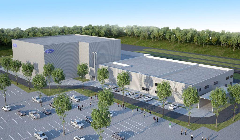 Tecnologia Ford: Weather Factory, la fabbrica del tempo