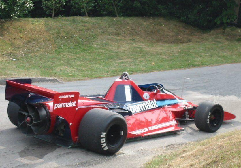 5 auto di Formula 1 fra le più strane