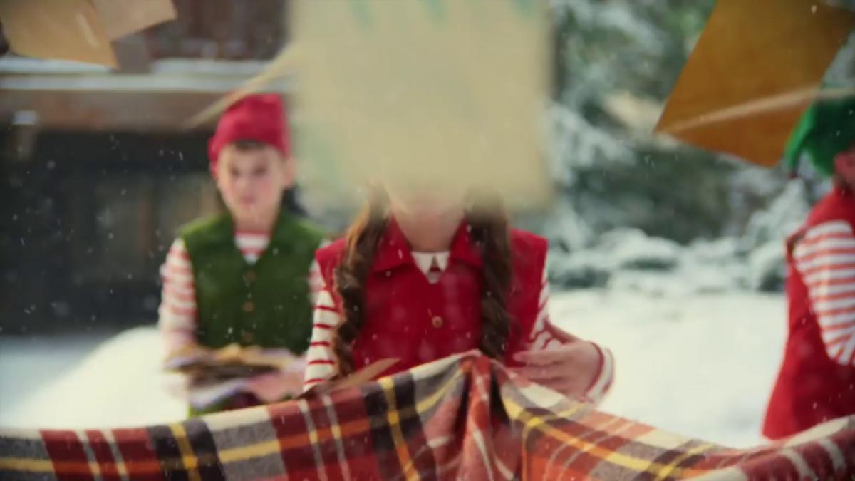 Esselunga: lo spot di Natale è una favola d'autore