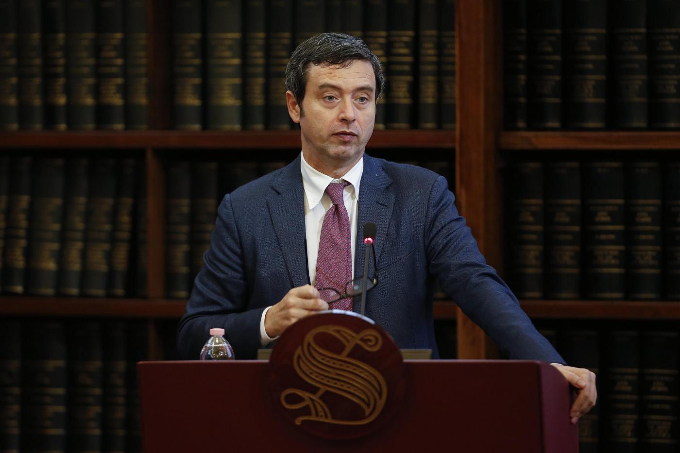 Chi è Andrea Orlando, ministro della Giustizia del governo Gentiloni