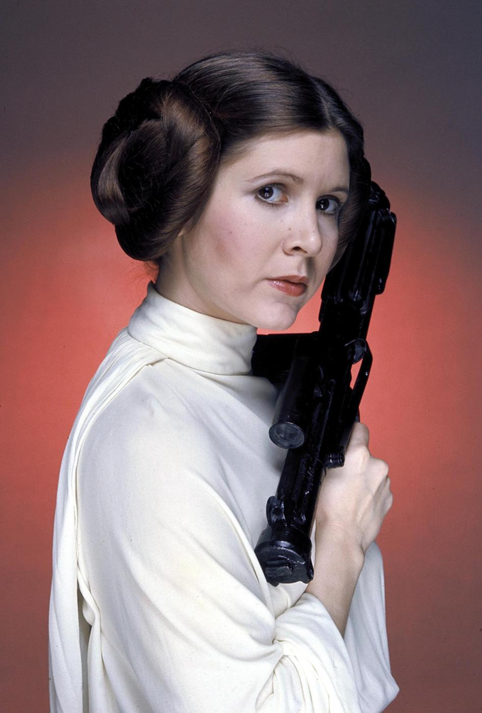 Morta attrice Carrie Fisher