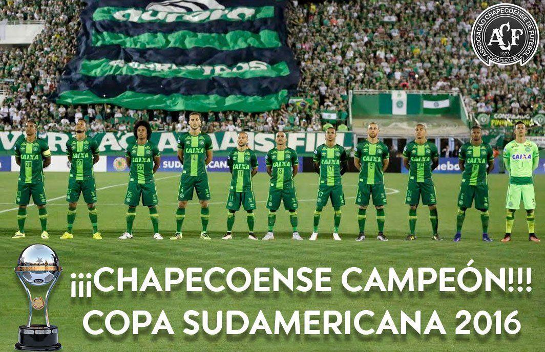 Chapecoense Copa Sudamericana 2016