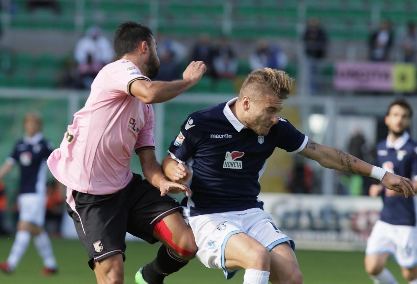Palermo Lazio Serie ATim 2016/2017