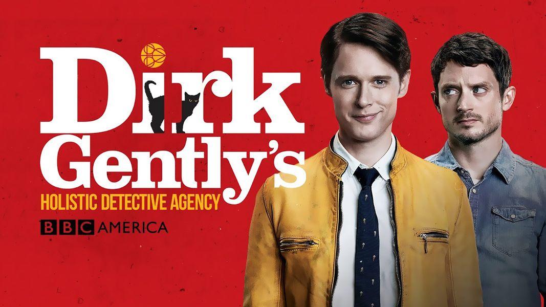 Dirk Gently: la serie Netflix diventa un fumetto