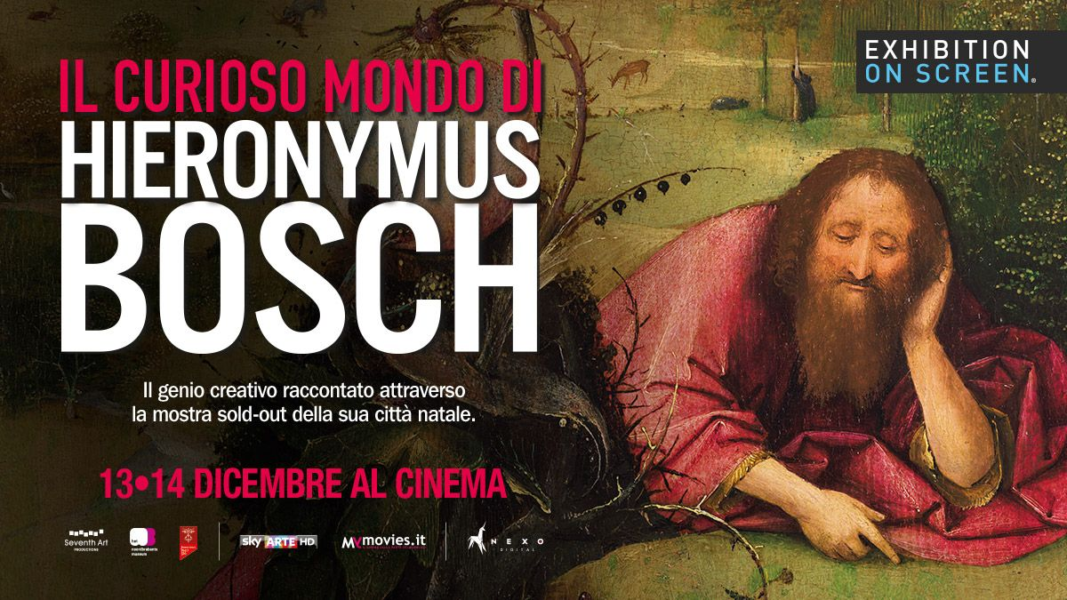 Il curioso mondo di Hieronymous Bosch