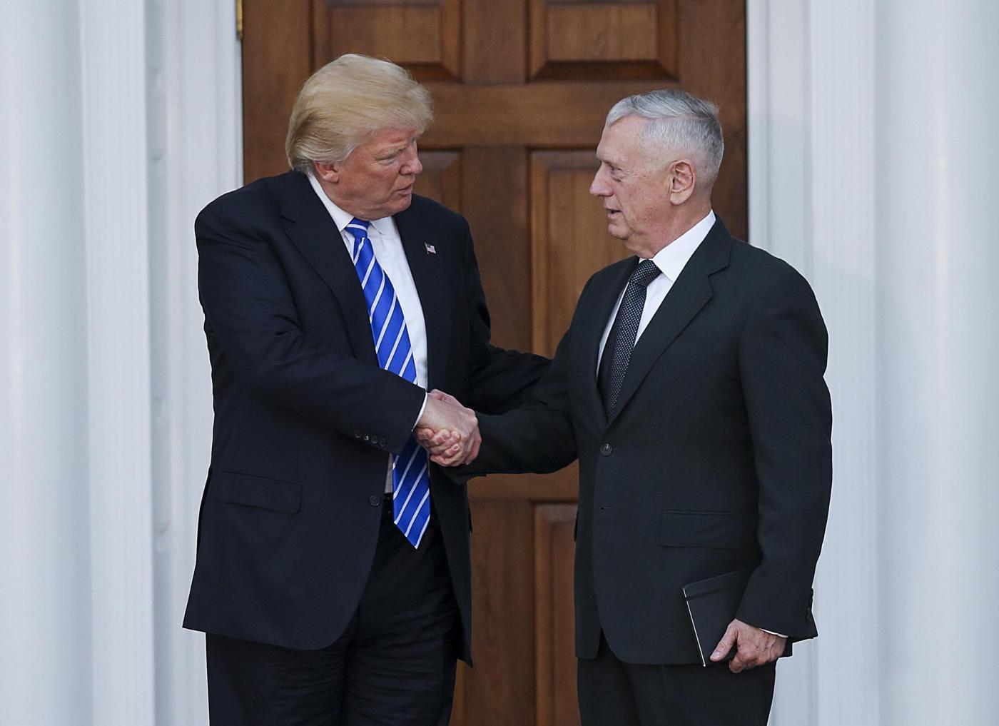 Chi è James Mattis 'Mad Dog', il cane pazzo super-falco scelto da Trump per guidare il Pentagono