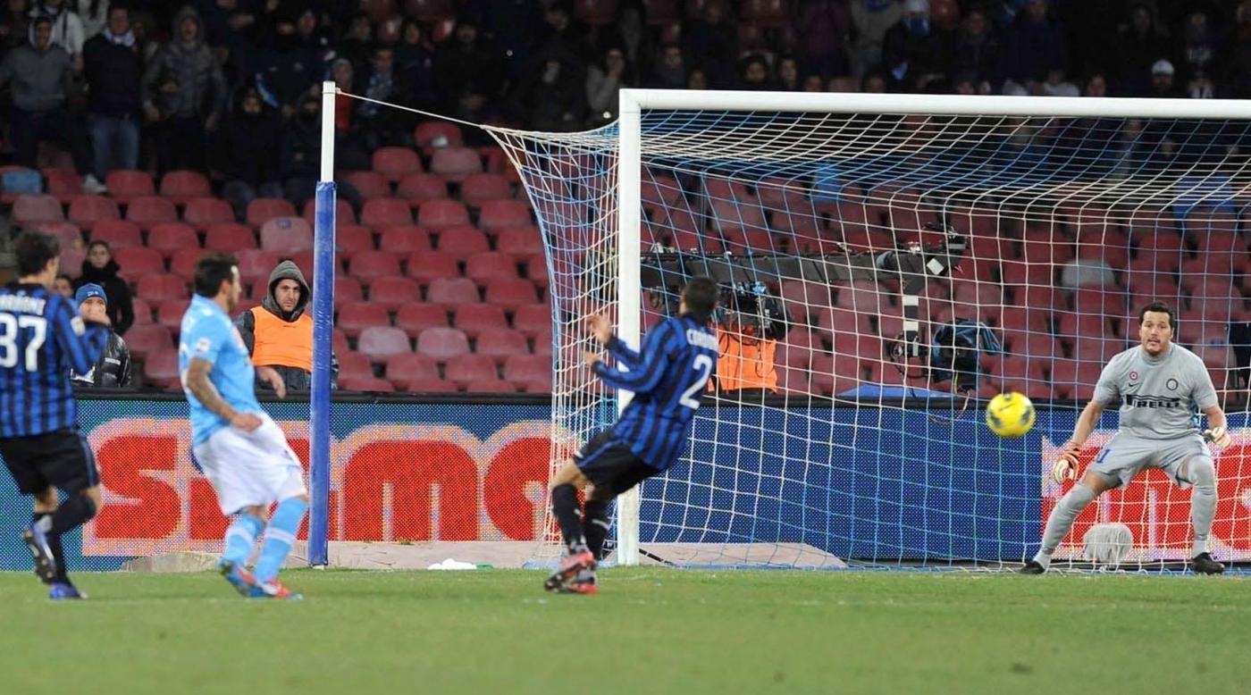 Napoli vs Inter