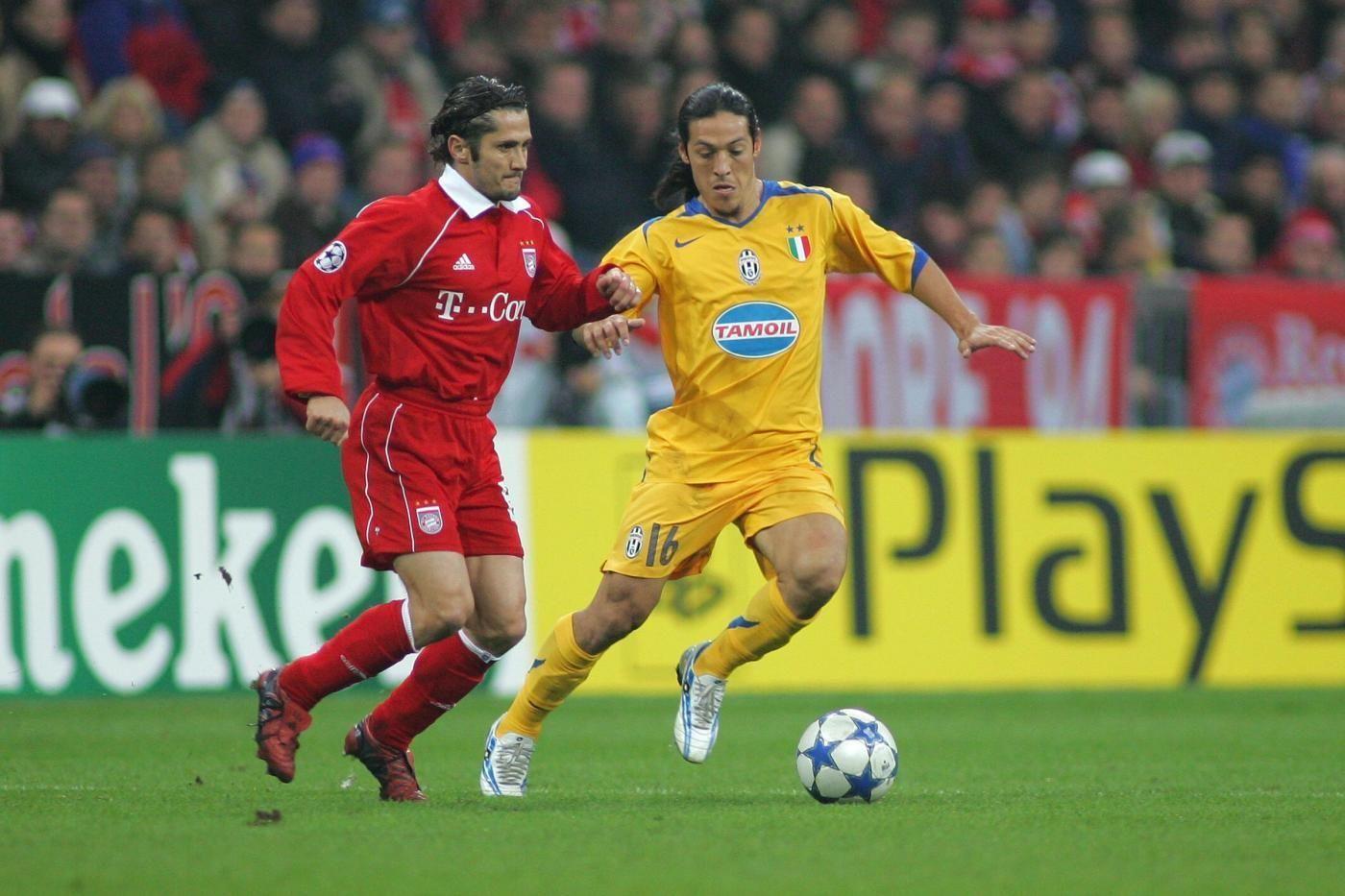 Bayern Monaco vs Juventus UEFA Champions League 2005 2006