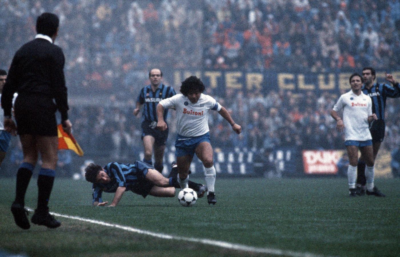 Napoli-Inter: sfide epiche e curiosità