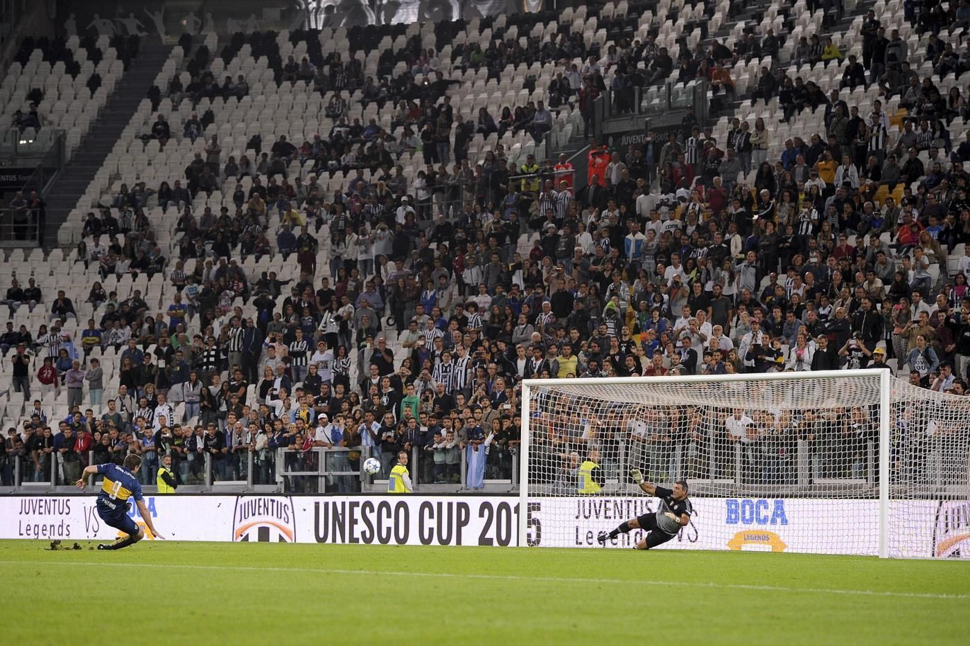 UNESCO CUP 2015 Juventus vs Boca Juniors