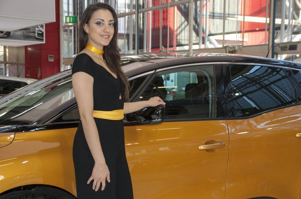 Le ragazze più belle del Motor Show di Bologna