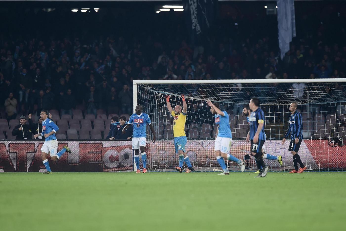 Napoli Atalanta serie A: probabili formazioni, dove vederla in diretta Tv e in streaming
