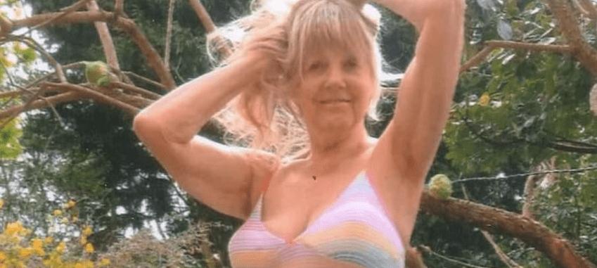 Nina Snelling 81 nel 2015