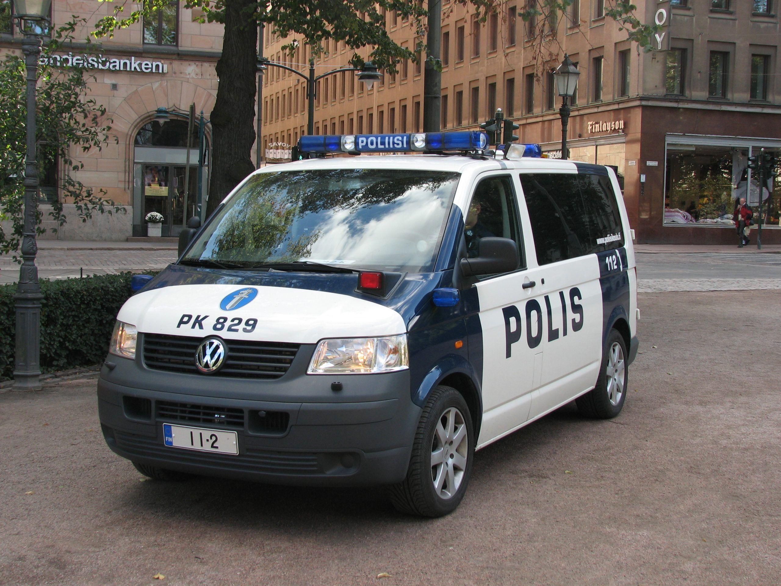 Polizia Helsinki
