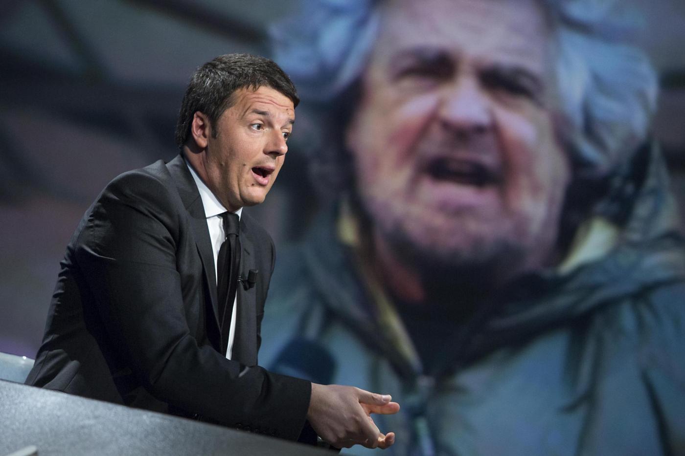 Referendum, Grillo denuncerà Renzi per 'abuso della credulità popolare'