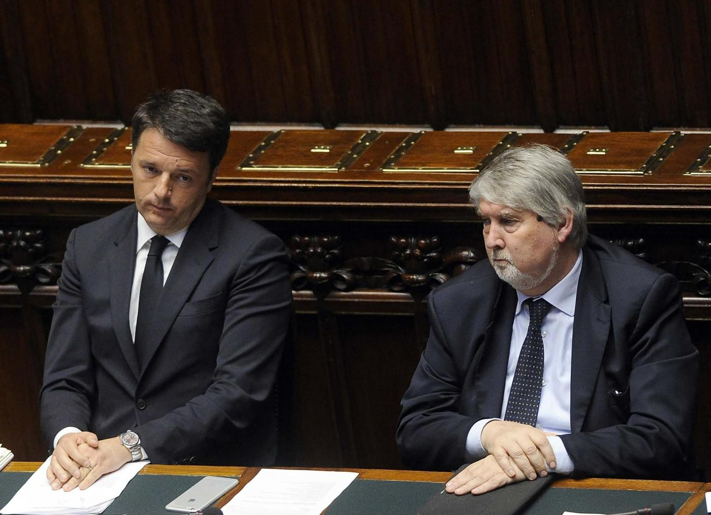 Camera dei Deputati. Discussione generale sulle riforme costituzionali