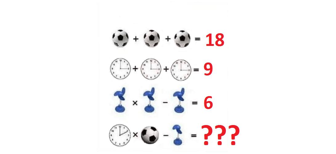 Risolvi enigma palloni orologi
