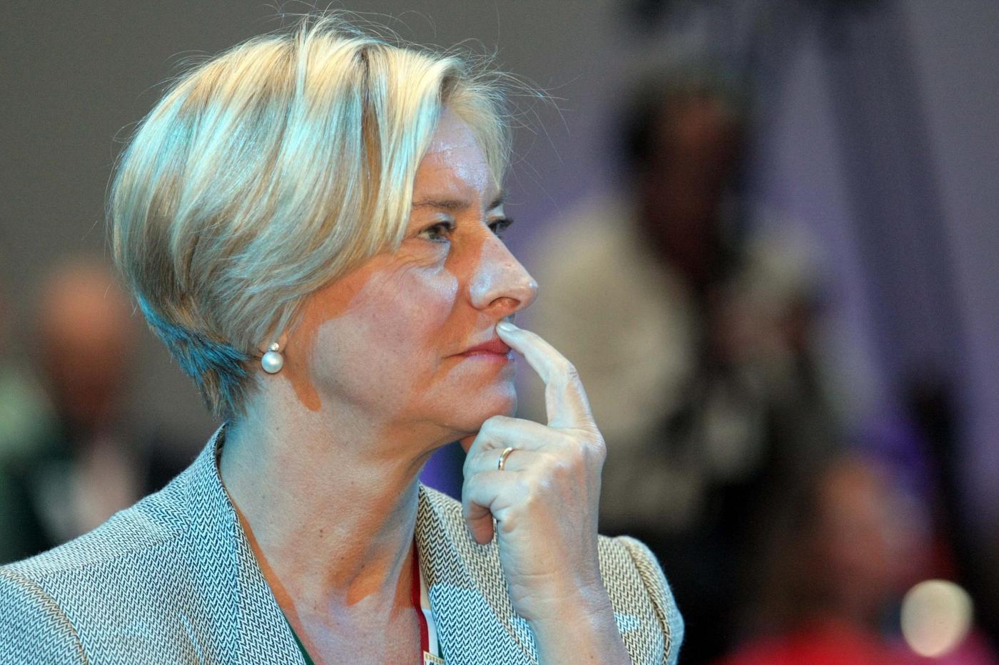 Chi è Roberta Pinotti, ministra della Difesa del Governo Gentiloni