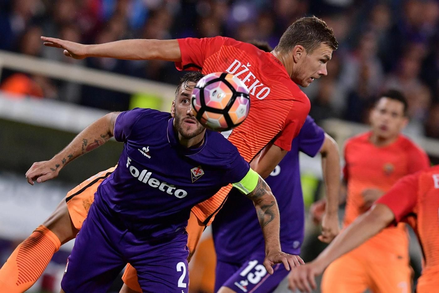 Sorteggi sedicesimi Europa League: Villarreal-Roma, Gladbach-Fiorentina