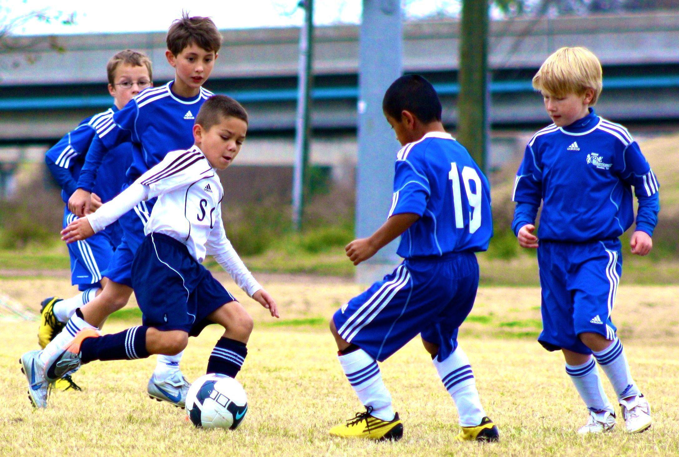 I 12 sport che i bambini devono praticare