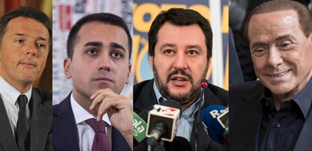Elezioni anticipate 2017: chi potrebbero essere i candidati premier?