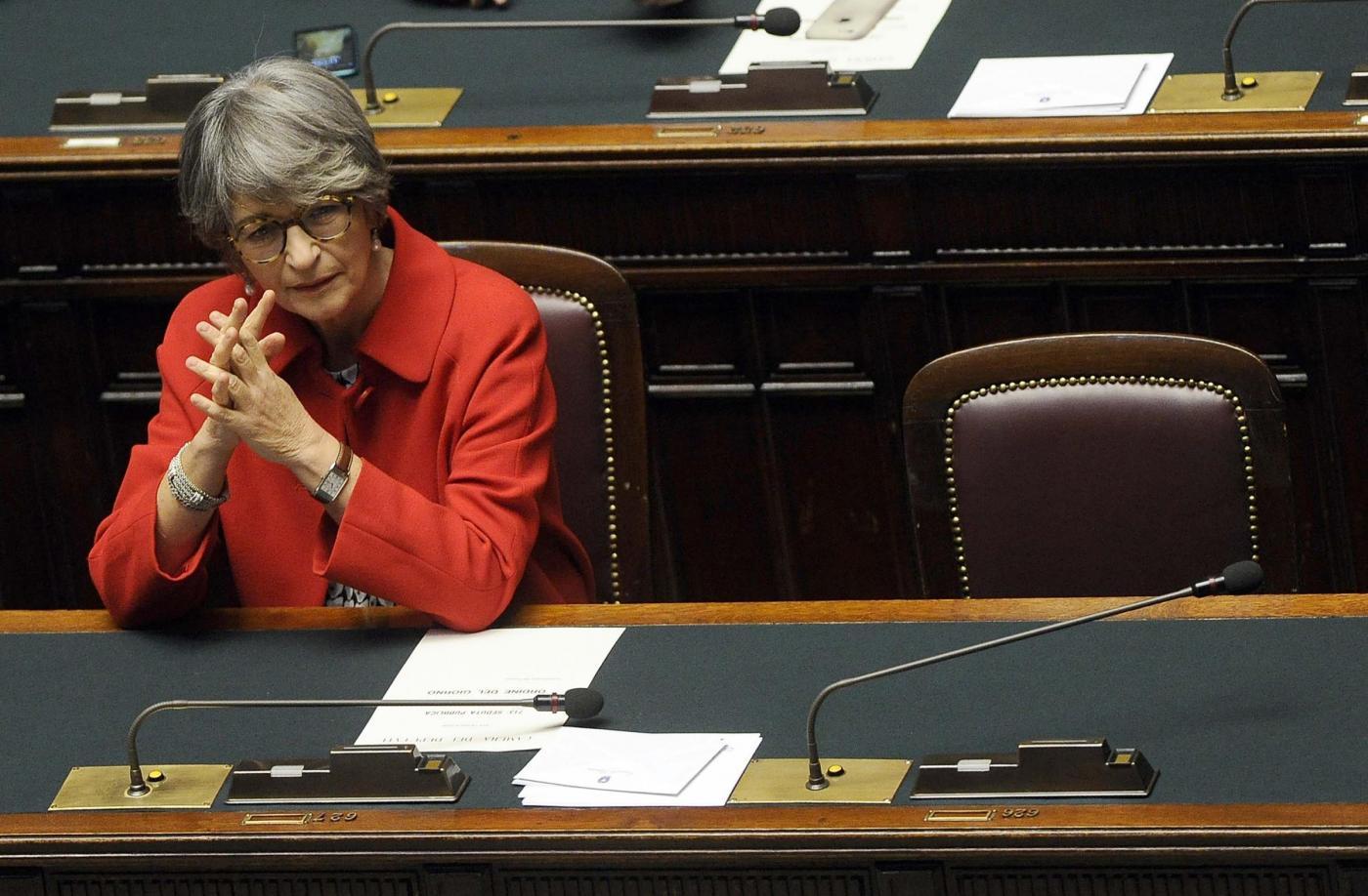 Chi è Anna Finocchiaro, il ministro dei Rapporti con il Parlamento del governo Gentiloni