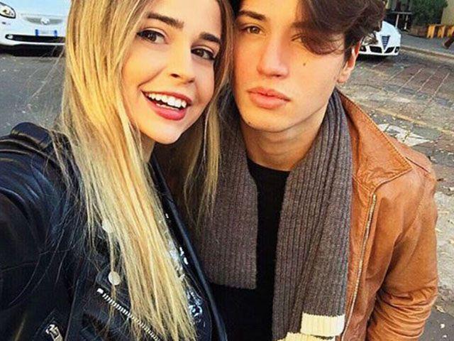 Niccolò Bettarini fidanzato con la fashion blogger Ginevra Lambruschi