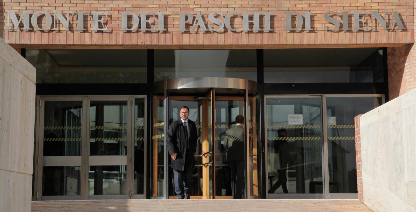 Assemblea ordinaria degli azionisti di Banca Monte dei Paschi di Siena