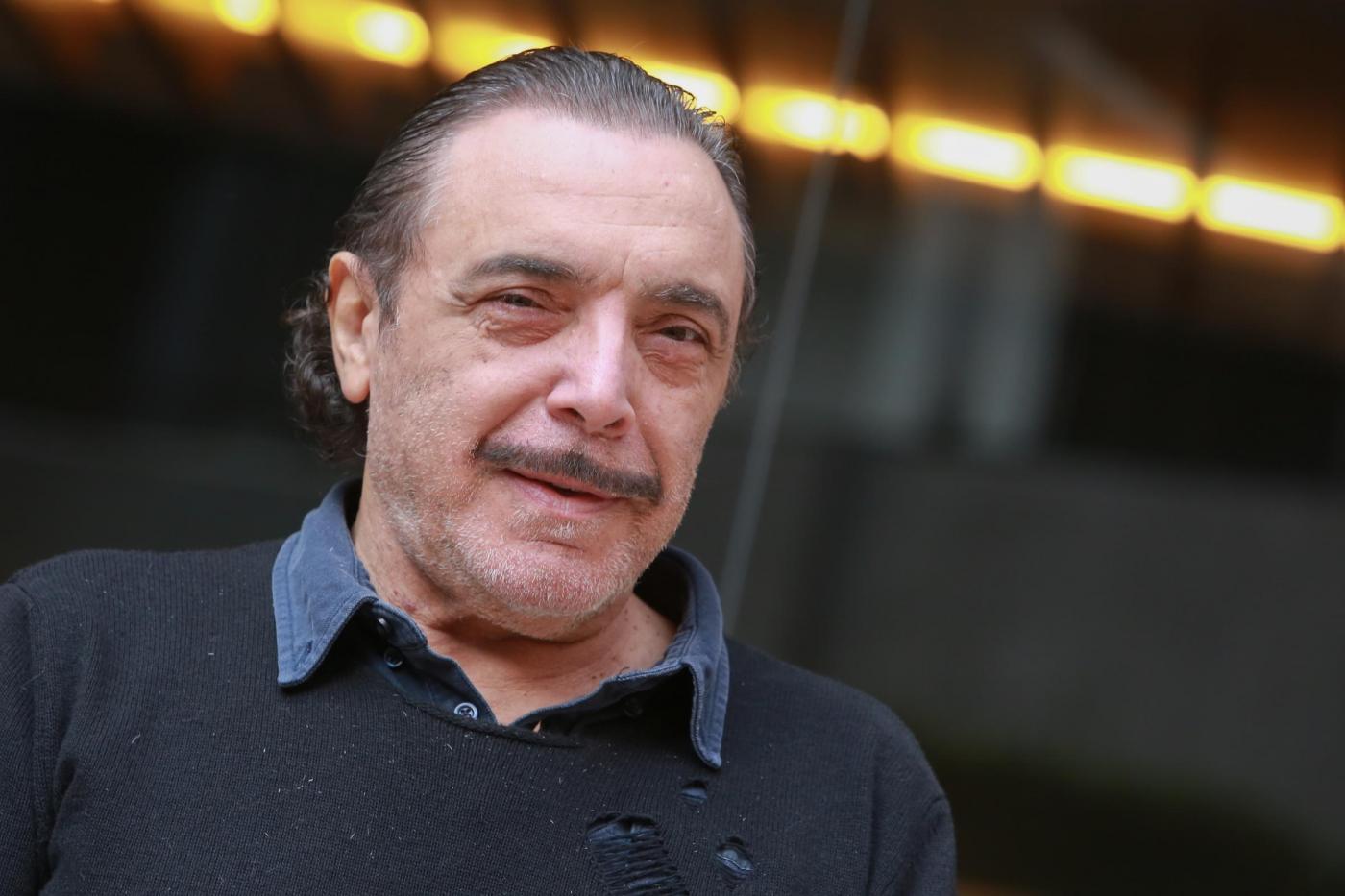 Nino Frassica: la fidanzata è l'attrice Barbara Exignotis