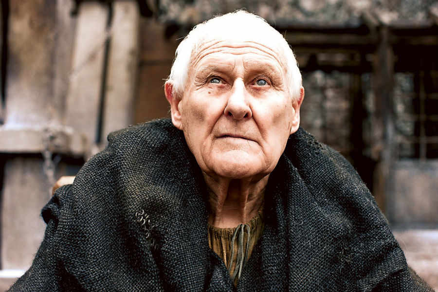 Morto Peter Vaughan: era Maestro Aemon in Game of Thrones