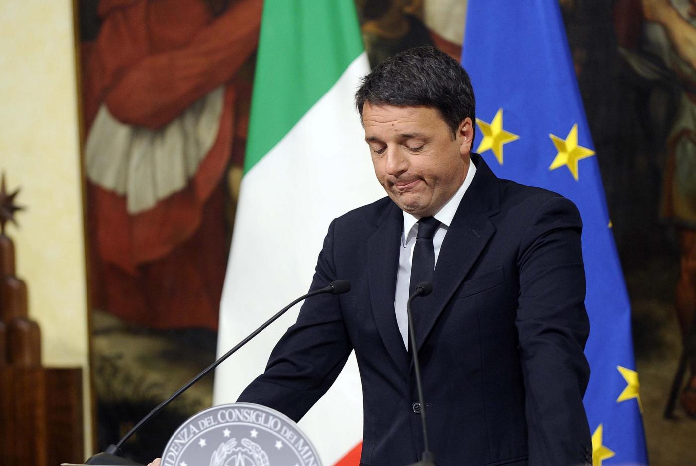 Matteo Renzi dimissioni: sono davvero un atto dovuto?