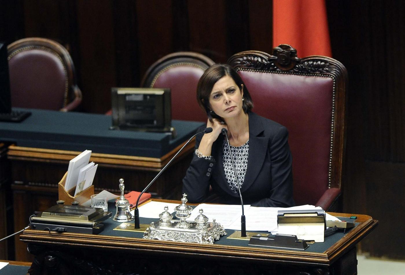 """Boldrini: """"Basta con gli insulti in rete, denuncerò chi lo farà"""""""
