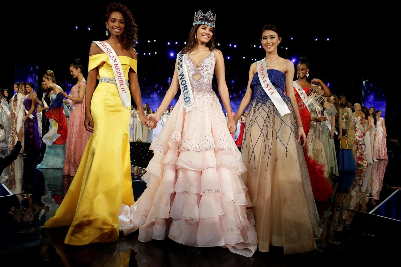 Miss mondo 2016 è la miss Puerto Rico