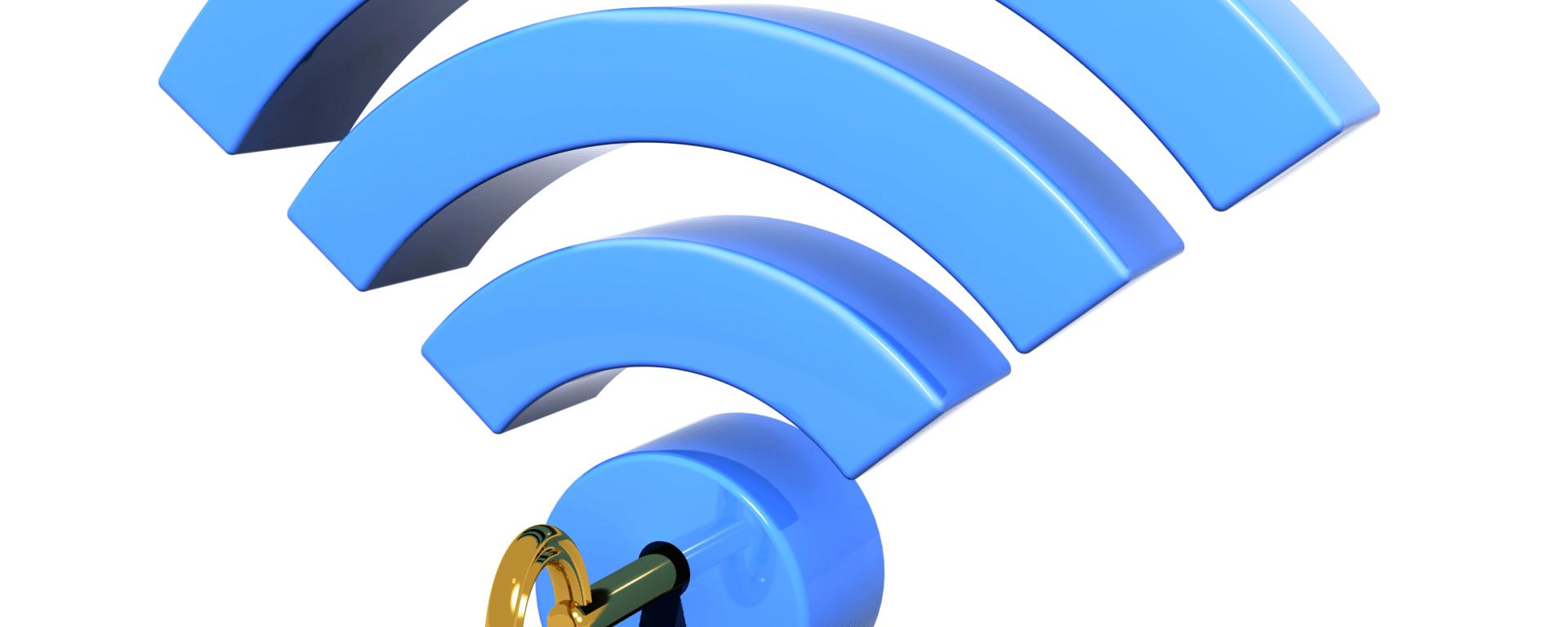 blocco wifi