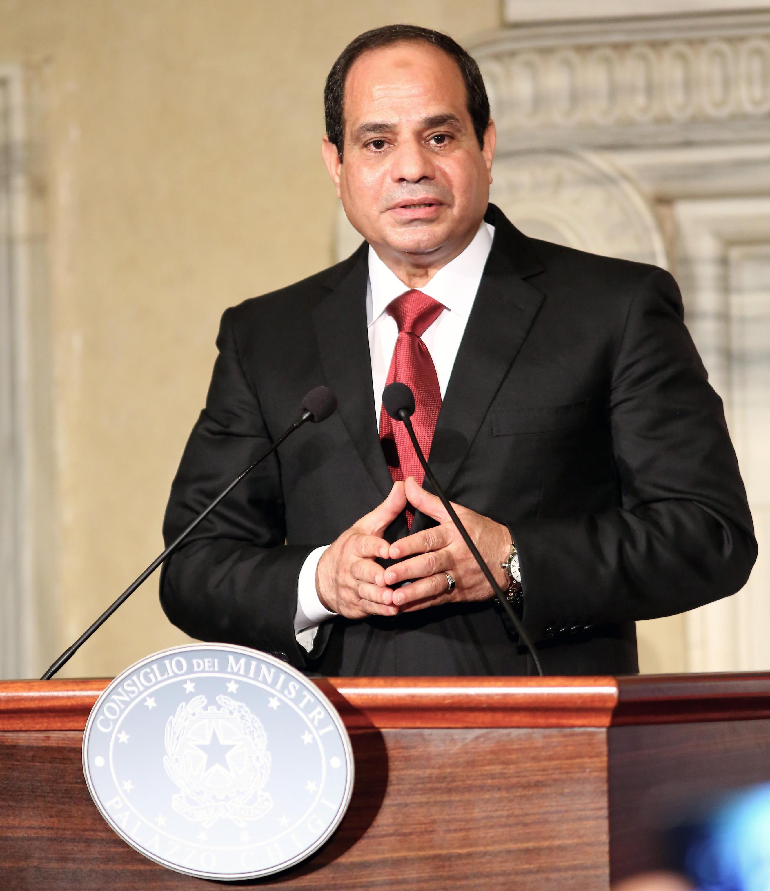 Italia Egitto: Sisi, Italia ci aiuterà presso l'Ue