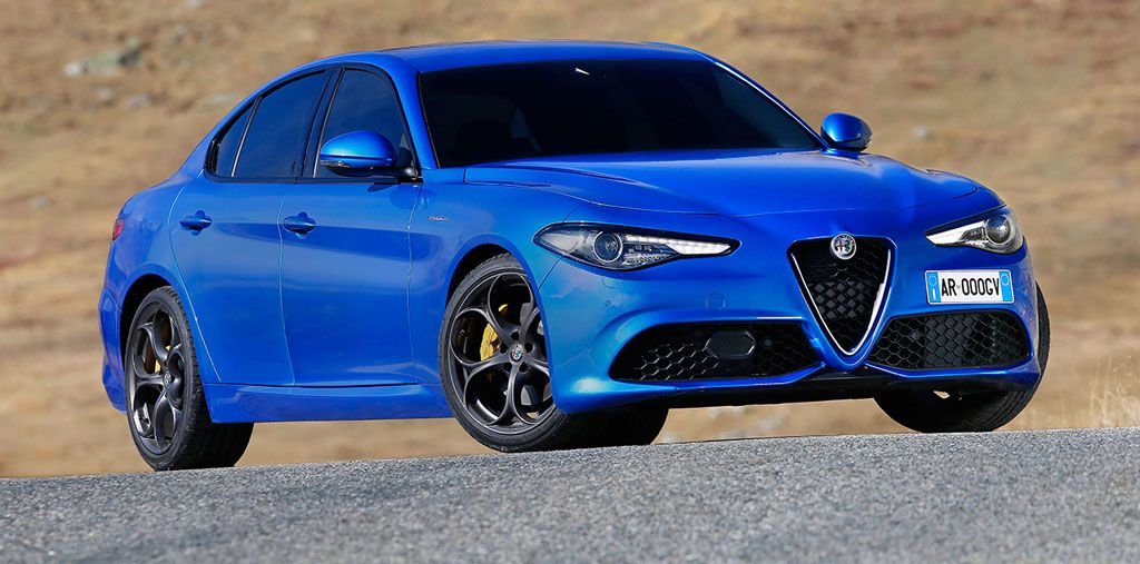 Alfa Romeo_Giulia Veloce