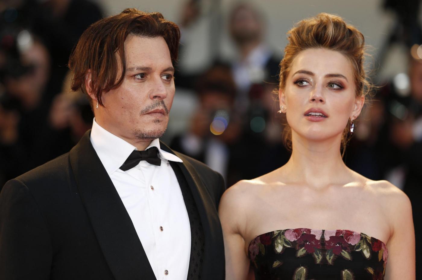 Divorzio per Amber Heard e Johnny Depp