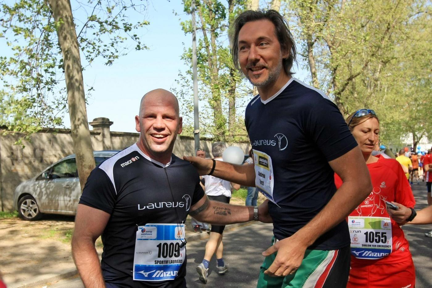 Milano City Marathon 2011