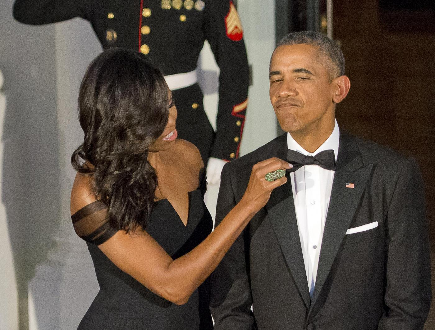 Barack Obama e la dedica a Michelle per il compleanno: 'Ti amo, ragazza'