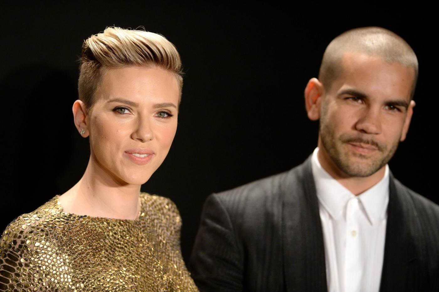 Scarlett Johansson chiede il divorzio