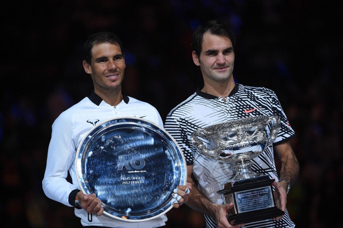 Roger FedererAustralian Open, Federer trionfa