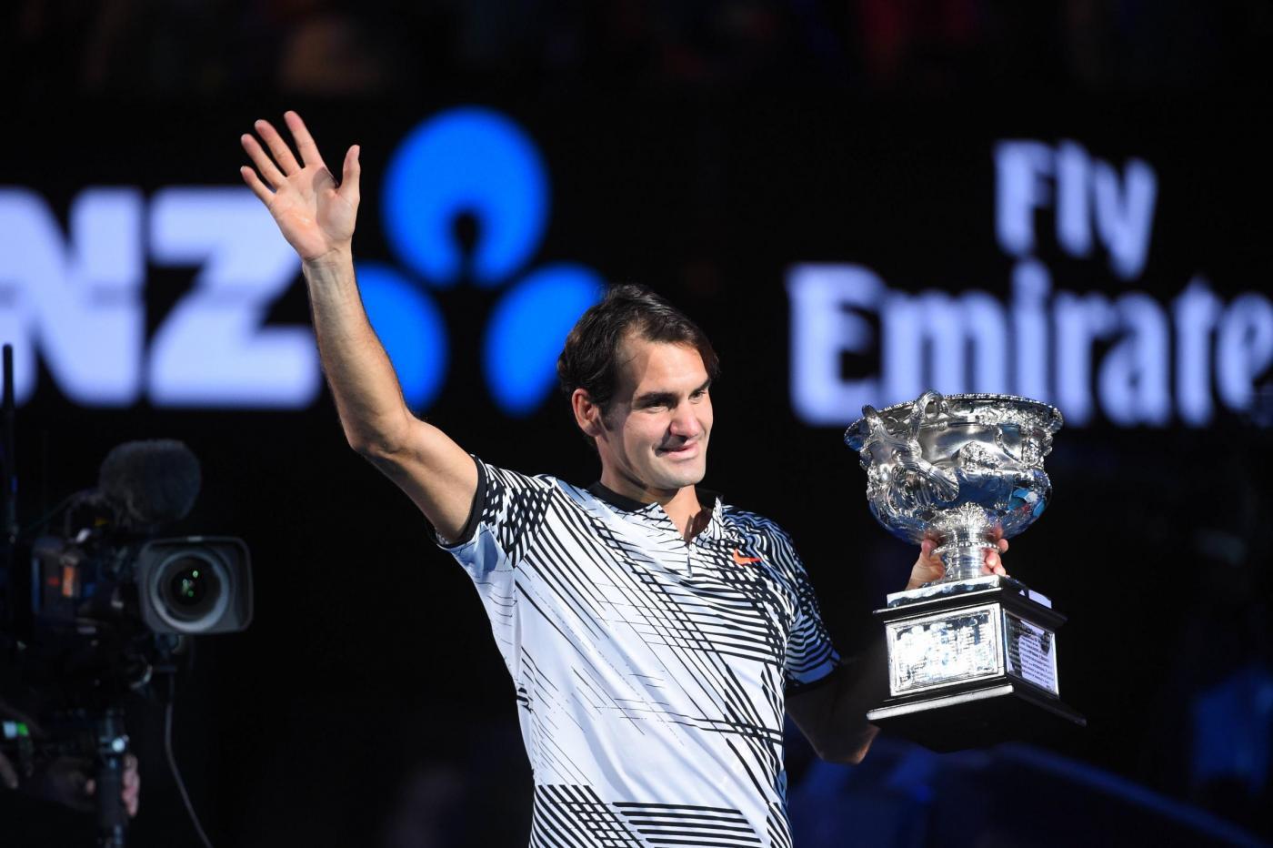 Roger Federer: le 5 vittorie più importanti e significative