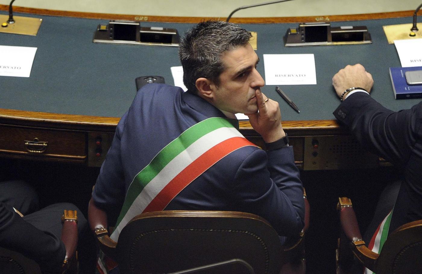 Federico Pizzarotti si ricandida a sindaco di Parma alle elezioni amministrative 2017
