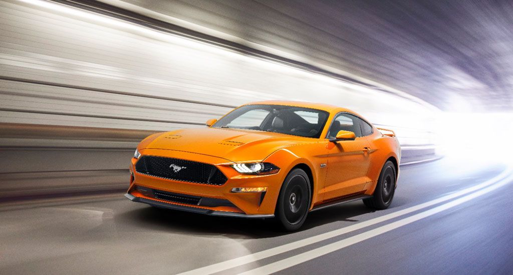 Ford Mustang 2018 01