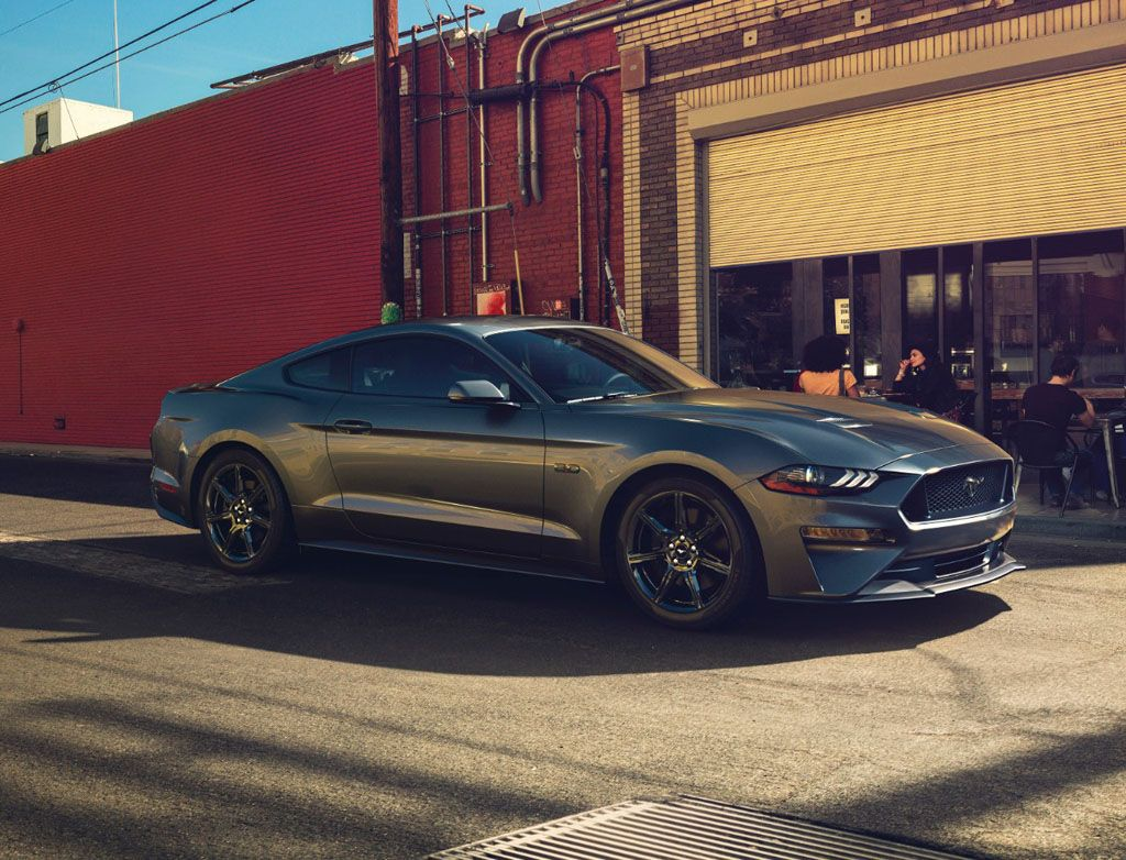 Ford Mustang 2018 08