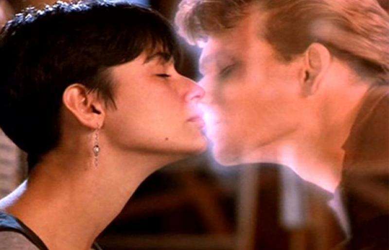 GHOST bacio