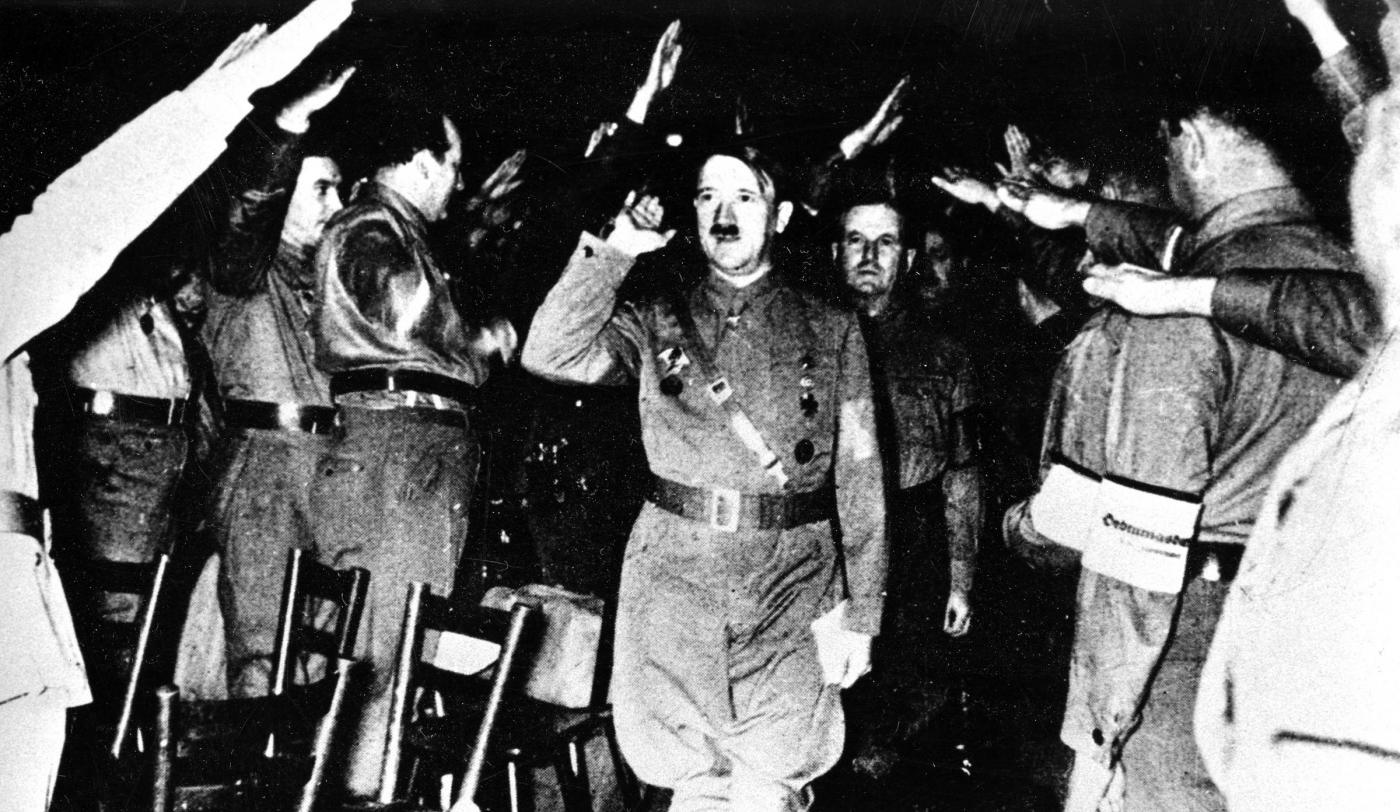 Seconda guerra mondiale - Hitler
