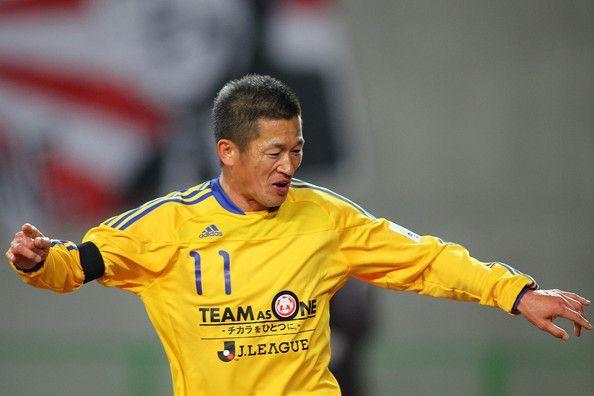 Kazuyoshi Miura non si ritira: giocherà fino a 50 anni, con il Yokohama FC